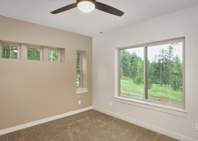 33) Woodland Cottage Third Bedroom Windows